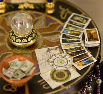 Boss Lady Tarot – Tarot Card Reader